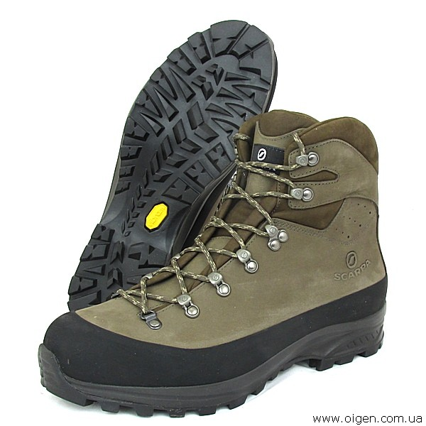 Scarpa Khumbu Leather